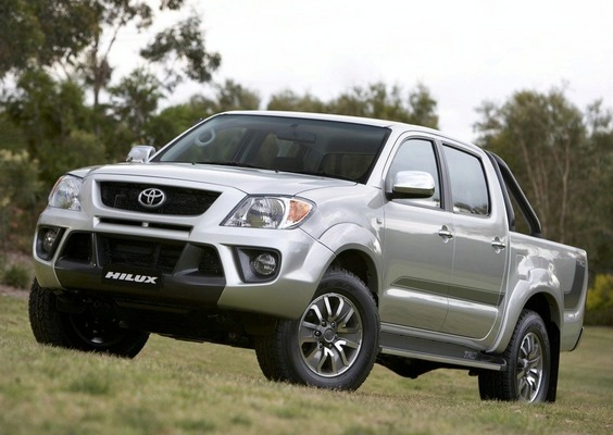 TOYOTA HILUX Repair Manuals 2005 2006 2007 2008 2009