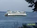 Thumbnail Bremerton to Seattle Ferry Run Taken From Manchester State