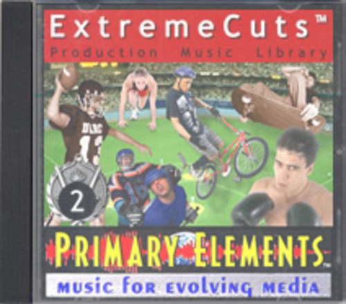 Pay for Extreme Cuts 2 Royalty Free Production Music A License