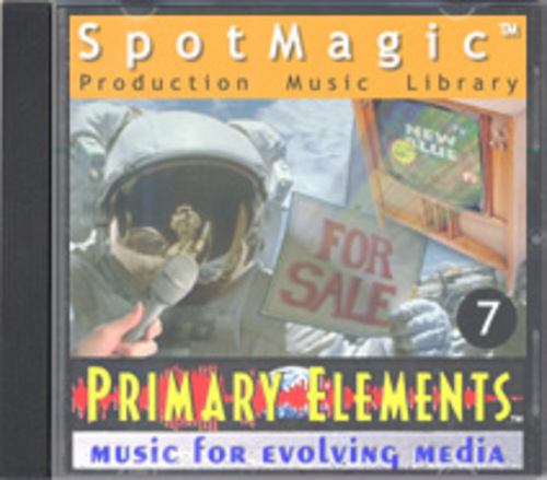 Pay for Spot Magic 7 Royalty Free Production Music A License