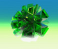 Thumbnail Green Abstract Alien Virus