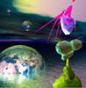 Thumbnail 3D Abstract Alien