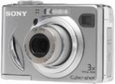 Thumbnail Sony Cybershot DSC-w5 / w7 / w15 / w17 Service Repair Manual