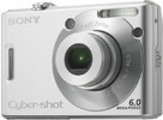 Thumbnail Sony Cybershot DSC-W30 /W40 Camera Service Repair Manual