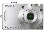Thumbnail Sony Cybershot DSC-W70 Digital Camera Service Repair Manual