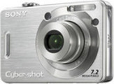 Thumbnail Sony Cybershot DSC-W55 Digital Camera Service Repair Manual