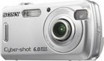 Thumbnail Sony Cybershot DSC-S600 Digital Camera Service Repair Manual