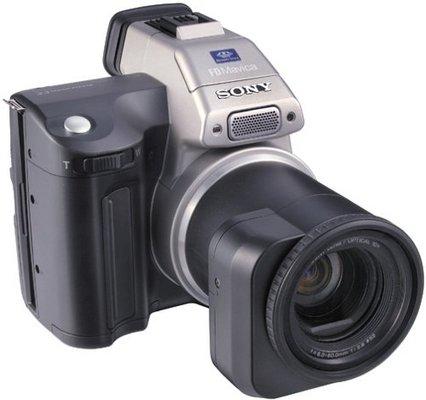 Pay for Sony MVC-FD97 Digital Camera Repair Manual