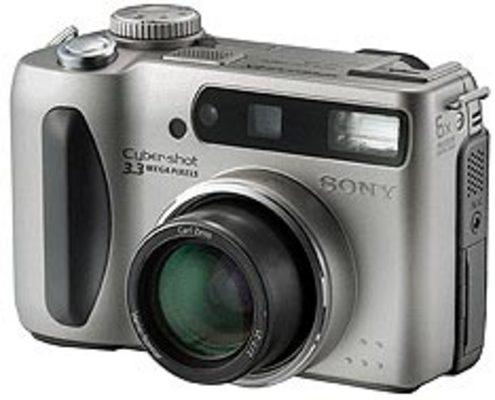 Pay for Sony Cybershot DSC-S75 Digital Camera Service Repair Manual
