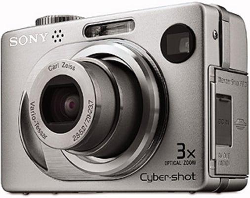 Pay for Sony Cybershot DSC-W1/W12 Camera Service Repair Manual