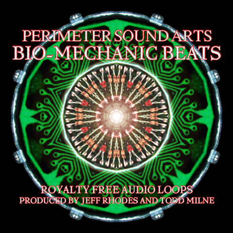 Pay for Bio-Mechanic Beats 1 Loop Sample Collection REX Format