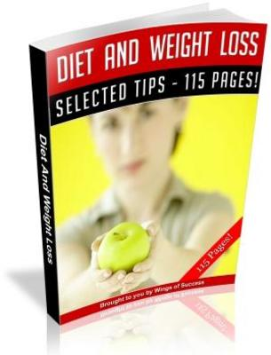 Pay for Diet And Weight Loss (115 Pages)