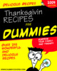 Thumbnail Thanksgiving Dessert and Cooking Recipes