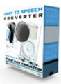 Thumbnail Text 2 Speech Converter With Built In Podcast Creator !