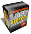 Thumbnail Internet Marketing Lost Secrets !