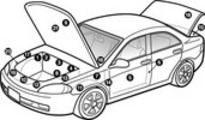 Thumbnail 1994 Dodge Caravan Factory Service Manual