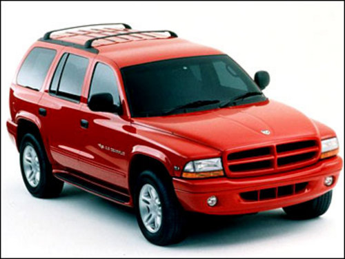 2000 Dodge Durango Factory Service Manual Download