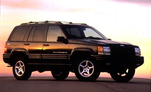 Pay for 1998 ZG Jeep Grand Cherokee Diesel Include Service Manual