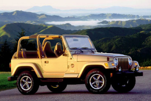 2000 Jeep Wrangler Factory Service Manual Download