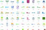 Thumbnail New 2014! 153 psd logo templates