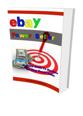 Pay for eBay Power Seller (MRR)
