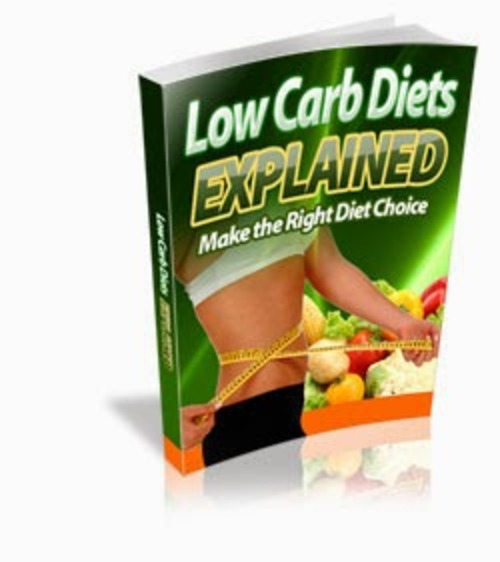 Pay for Low Carb Diets Explained With PLR + Bonus