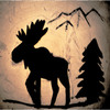 Thumbnail Moose Shadow