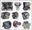 Thumbnail Lycoming O-360-A4N Engine Parts Catalog Parts Manuals Manual - DOWNLOAD