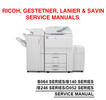 Thumbnail Ricoh AF1060 AF1075 AF2051 AF2060 AF2075 MP5500 Service, Parts, PTP Manuals - DOWNLOAD