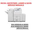 Thumbnail Ricoh AF1060 AF1075 AF2051 AF2060 AF2075 MP5500 Service, Parts, PTP Manuals - DOWNLOAD