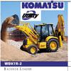Thumbnail Komatsu WB97R-2 SN 97F20172 & up Backhoe Loader Illustrated Parts Catalog Manual - DOWNLOAD