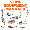 Thumbnail Stihl Equipment Repair Service Parts Manual Collection Chainsaws Blowers & More ISO - DOWNLOAD