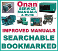 Thumbnail Onan B43M & B48M Engine Factory Service Manual & Parts -6- Manuals - IMPROVED - DOWNLOAD