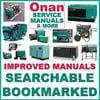 Thumbnail Onan BF Genset Service Manual & Parts -6- Manuals - IMPROVED - DOWNLOAD