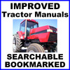Thumbnail Case IH International 7120 Tractor Service & Operator Manual -2- MANUALS - IMPROVED - DOWNLOAD