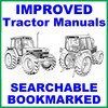 Thumbnail Collection of 4 files - Ford New Holland 8340 Tractor FACTORY Service Repair Manual & -3- Operator Instruction Manuals - IMPROVED - DOWNLOAD