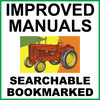 Thumbnail Massey Harris 55 Diesel & Non-Diesel Tractors Service Repair Manual - IMPROVED - INSTANT - DOWNLOAD