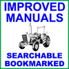 Thumbnail Ford 4600 Tractor Owners Operators Maintenance Manual & Supplement Manual - IMPROVED - DOWNLOAD