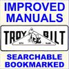 Thumbnail Troy-Bilt Roto Tiller Transmission Service & Repair Workshop Manual - IMPROVED - DOWNLOAD