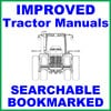 Thumbnail Ford New Holland 2610 Tractor -6- Volumes Service Repair & Workshop Manual - IMPROVED - DOWNLOAD