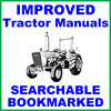 Thumbnail Collection of 2 files: Ford New Holland 2600 Tractor Factory Service Repair Manual & Shop Manual - IMPROVED - DOWNLOAD