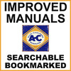 Thumbnail Allis Chalmers H-4 & HD-4 Crawler Tractors Illustrated Parts Catalog Manual - IMPROVED - DOWNLOAD