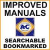 Thumbnail Allis Chalmers 816 & 816B Loader Backhoe Illustrated Parts Catalog Manual - IMPROVED - DOWNLOAD