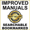 Thumbnail Collection of 2 files - Ford 550 TLB Repair Service Manual & Owners Operator Manuals - DOWNLOAD