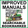 Thumbnail John Deere F1145 Front Mower Service Repait Technical Manual TM1519 - DOWNLOAD