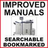 Thumbnail Toshiba e-Studio 5520C 6520C 6530C Service Repair Manual + Service Handbook 2 Manuals