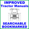 Thumbnail Collection of 2 files: Ford New Holland 2600 Tractor Factory Service Repair Manual & Parts Catalog Manual - IMPROVED - DOWNLOAD
