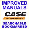 Thumbnail Collection of 2 Manuals: Case CX240 Crawler Excavators Service Manual & Operators Manual - DOWNLOAD