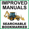 Thumbnail Collection of 4 Files: John Deere 310G Repair Technical Service TM1886 & Operation & Test Technical Manual TM1885 & Parts Catalog & Operators Manual - DOWNLOAD