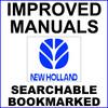 Thumbnail Collection of 3 Files: New Holland TC35DA Tractor Service Manual, Maintenance Manual & 16LA, 17LA Loaders Operator Manual - IMPROVED - DOWNLOAD